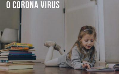 O Pai sabe tudo sobre o Corona Virus