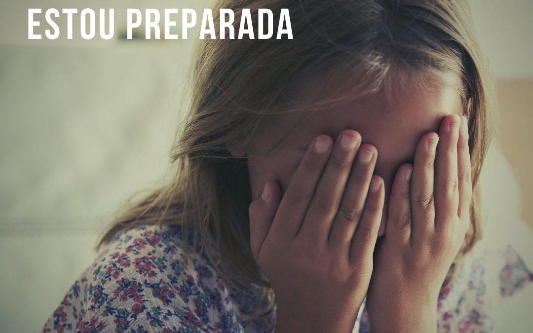 Pai, não sei se estou preparada